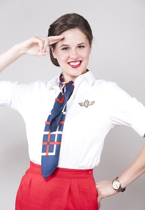 Have a nice flight